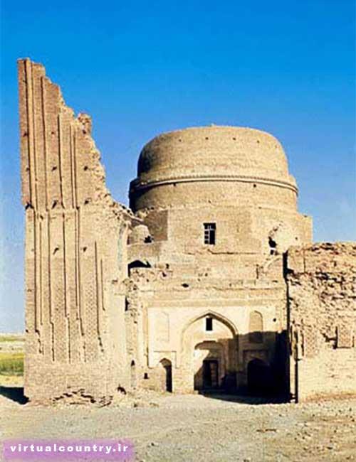 Loqman Baba (Sheikh Sarakhsi) Tomb (Iran tourism)