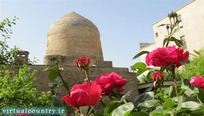 Esteroo Mord Khay (Ester and Mord Khay) Tomb,iran tourism