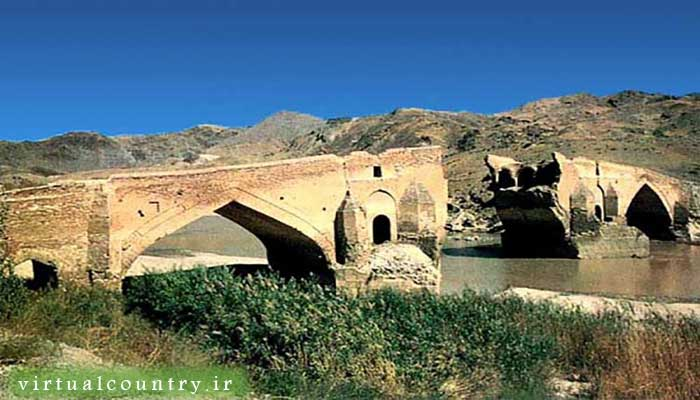 Dokhtar Bridge,iran tourism