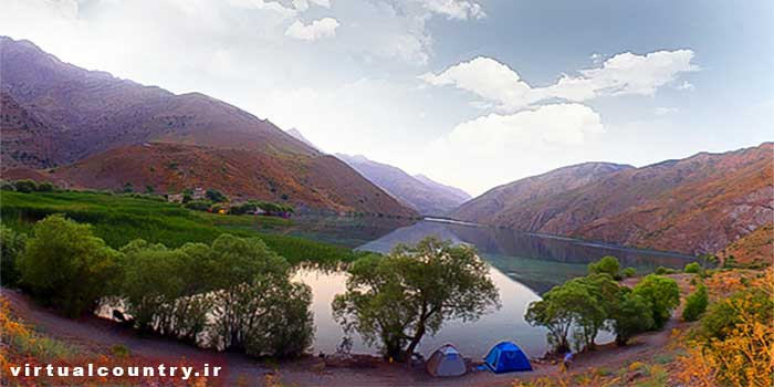 Protected Wildlife Zones,iran tourism