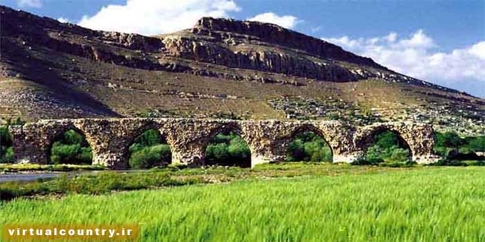 Shapouri Bridge,iran tourism