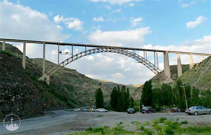 Qatoor Bridge ,iran tourism