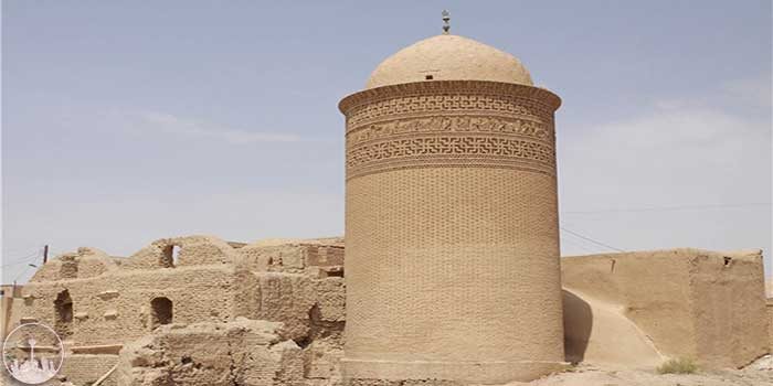 Peere Alamdar Tower,iran tourism