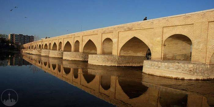 Marnan (Marbin) Bridge,iran tourism