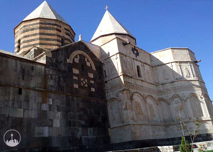 Qarah Church (Tatavoos Church),iran tourism