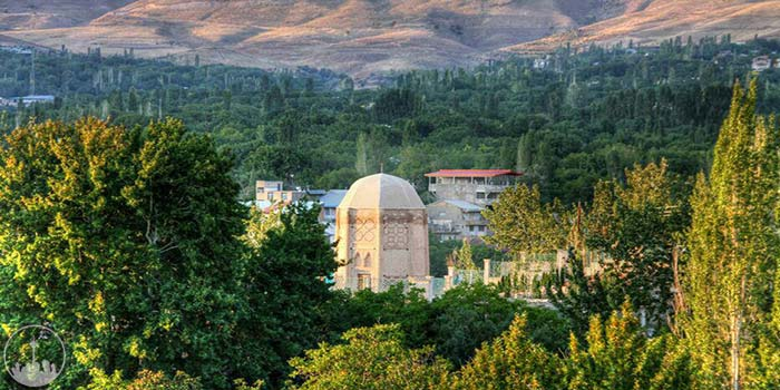 Sheikh Shebli Mausoleum and Tower,iran tourism