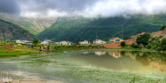 Daryook Dam Lake,iran tourism